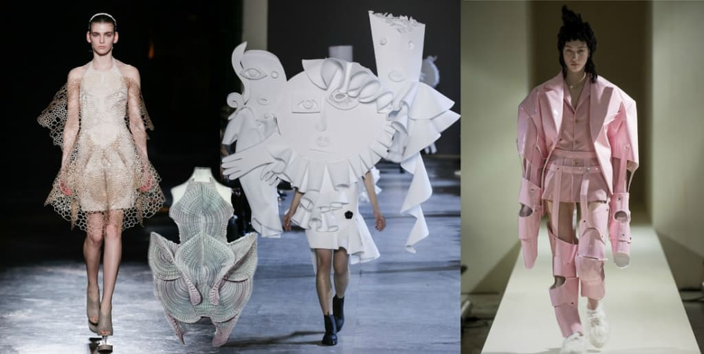 When Extravagance and Fashion Make Love
