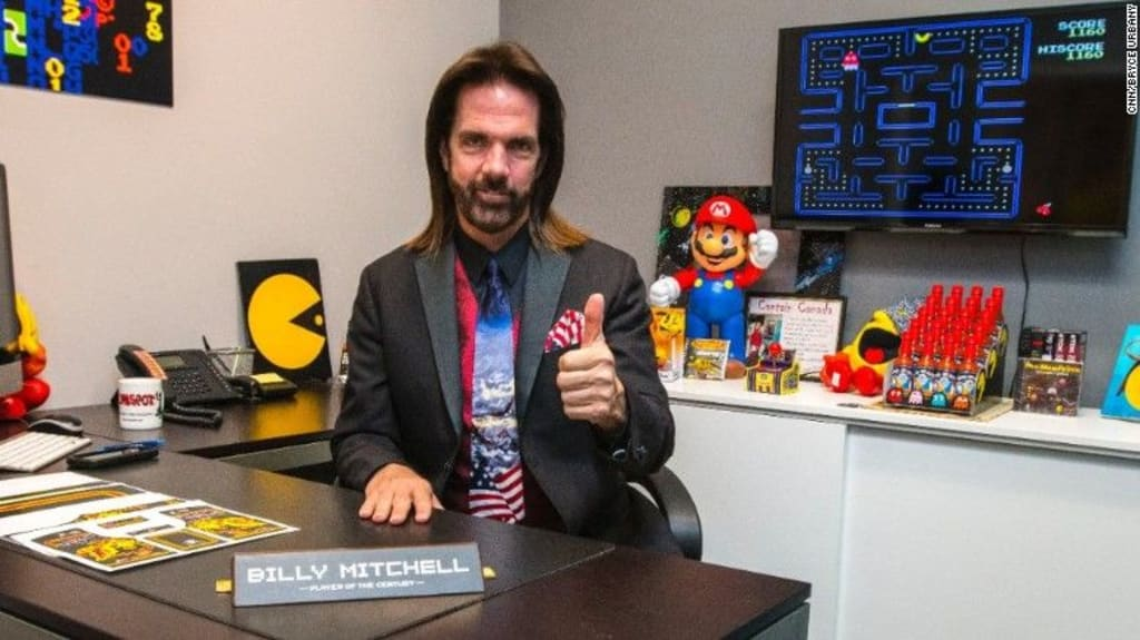 My Thoughts About Billy Mitchell