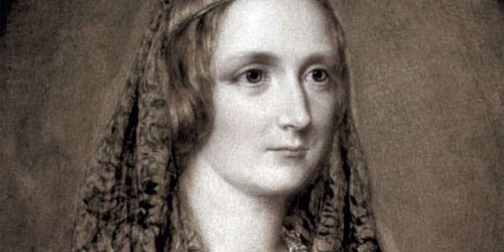 'Frankenstein' by Mary Shelley (Pt. 2)