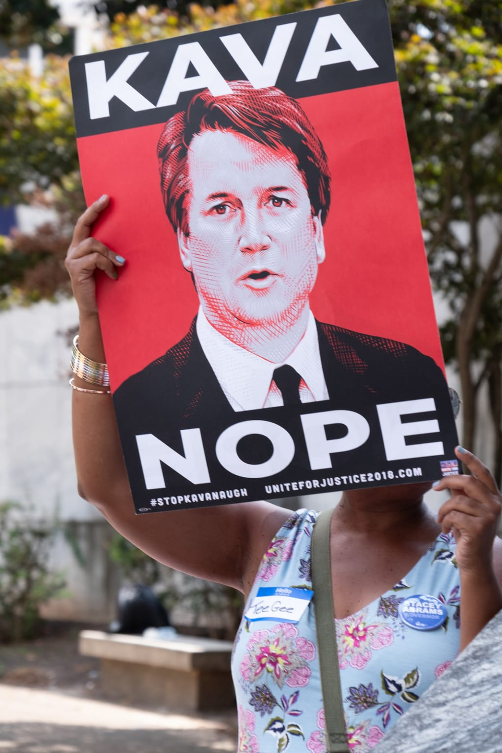 Reason First: Why Brett Kavanaugh Ought to Sit Away from the US Supreme Court Bench
