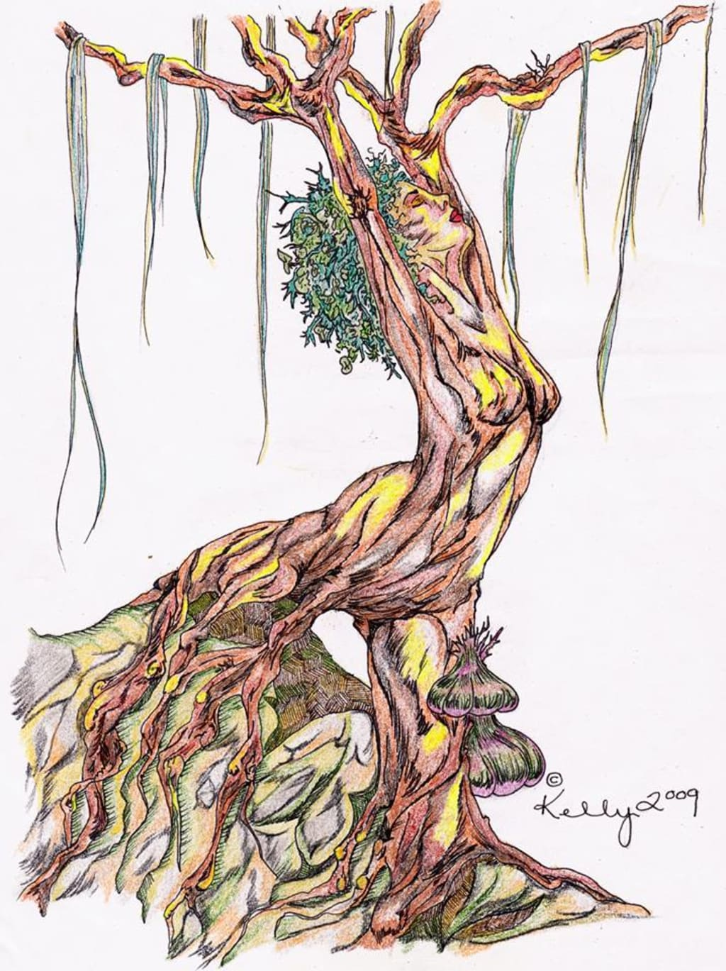 My Lady Tree