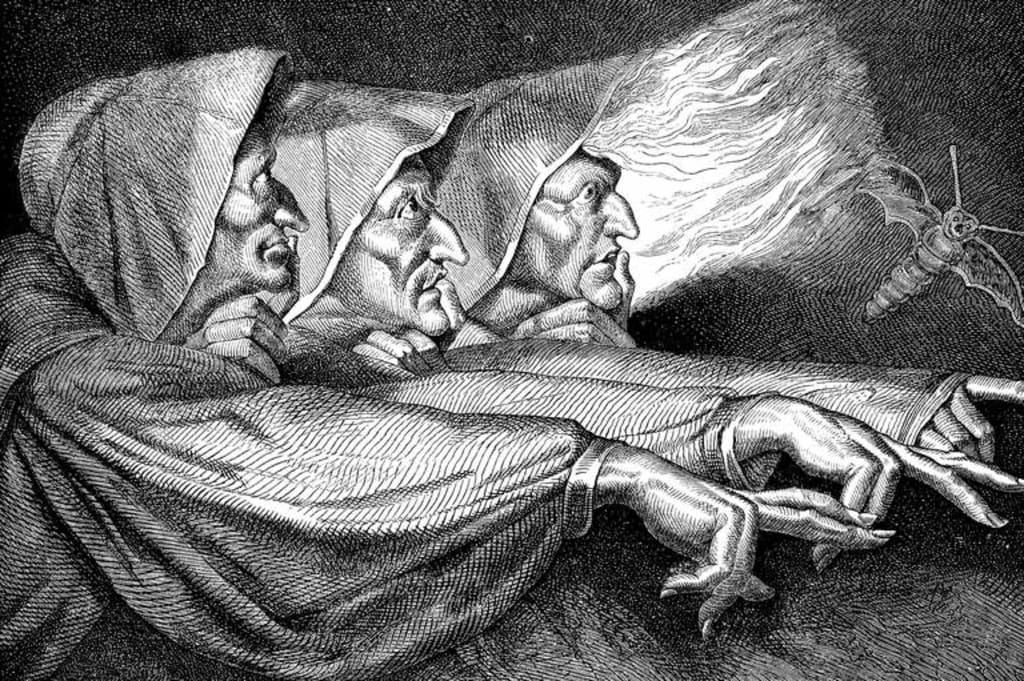 The Witches of 'Macbeth'