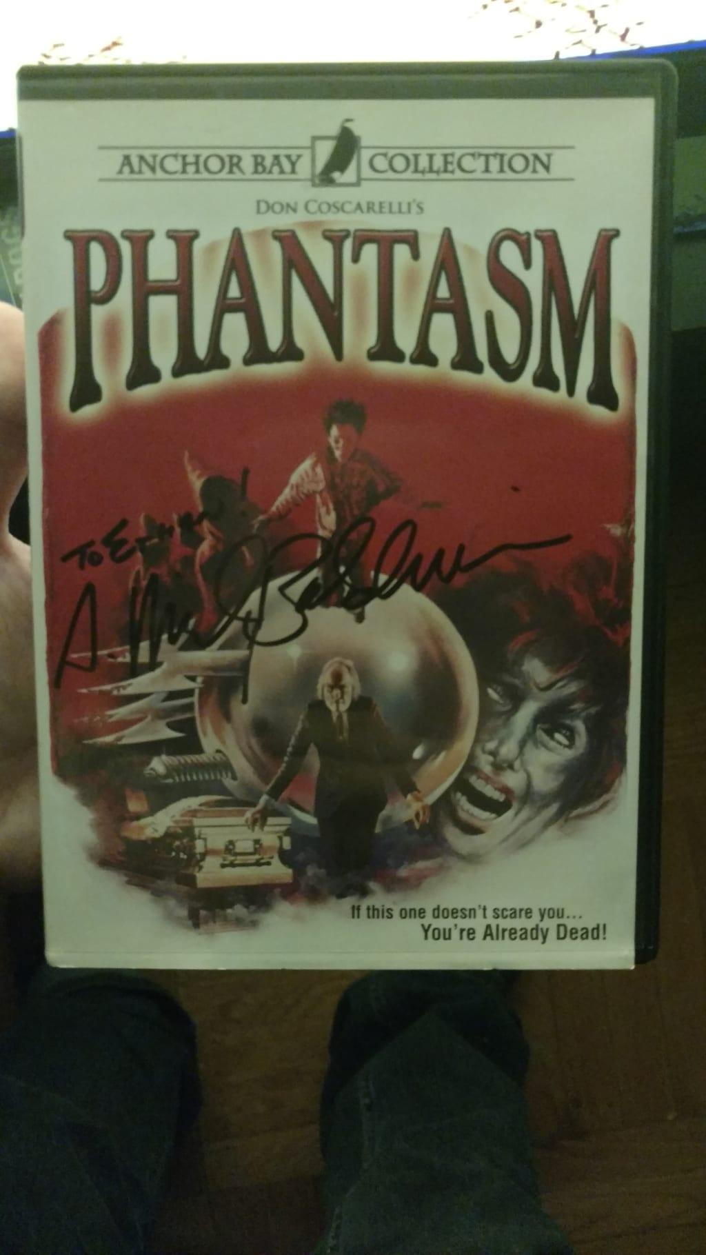 My In-depth Review/Retrospective of Phantasm