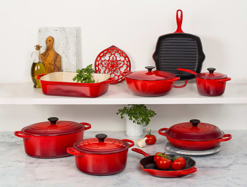 10 Top-Rated Cast Iron Cookware Sets