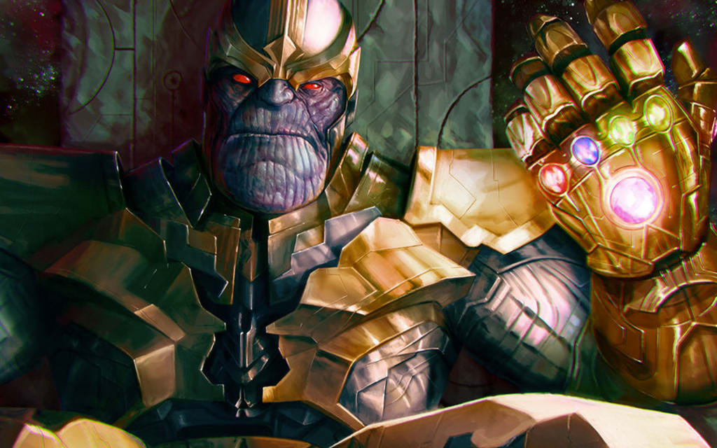 Most Powerful Comic Book Characters of All Time