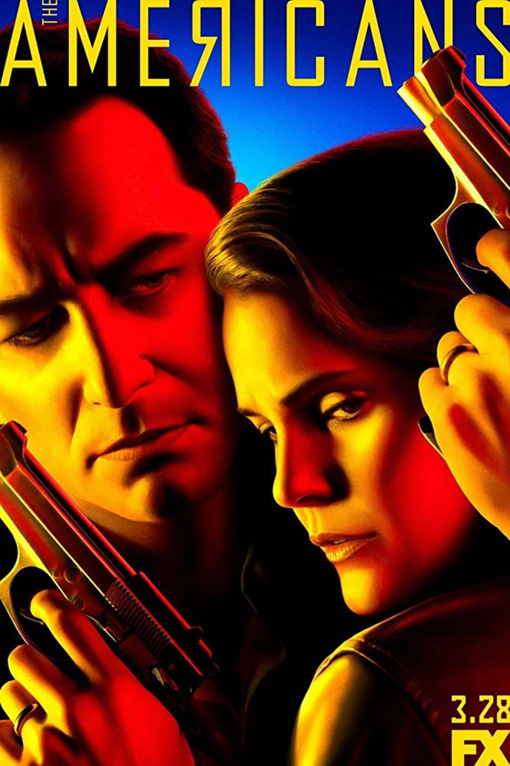 Review of 'The Americans' 6.8