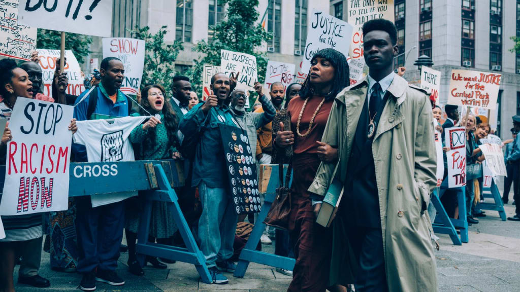 Carrying Biracial Guilt Through the Lens of 'When They See Us'