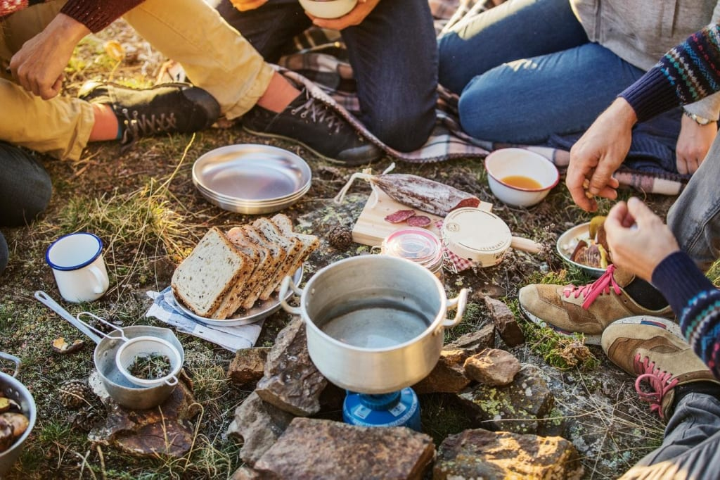 Perfect Meals for Summer Camping