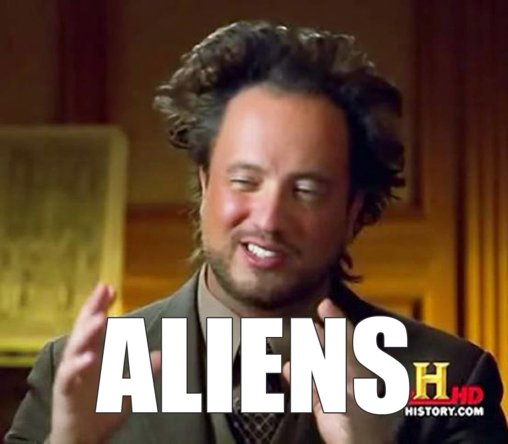 Could Ancient Aliens Really Have Existed?