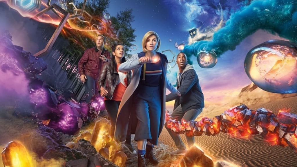 First 'Doctor Who' Series 12 Director and Writer Leaked Online