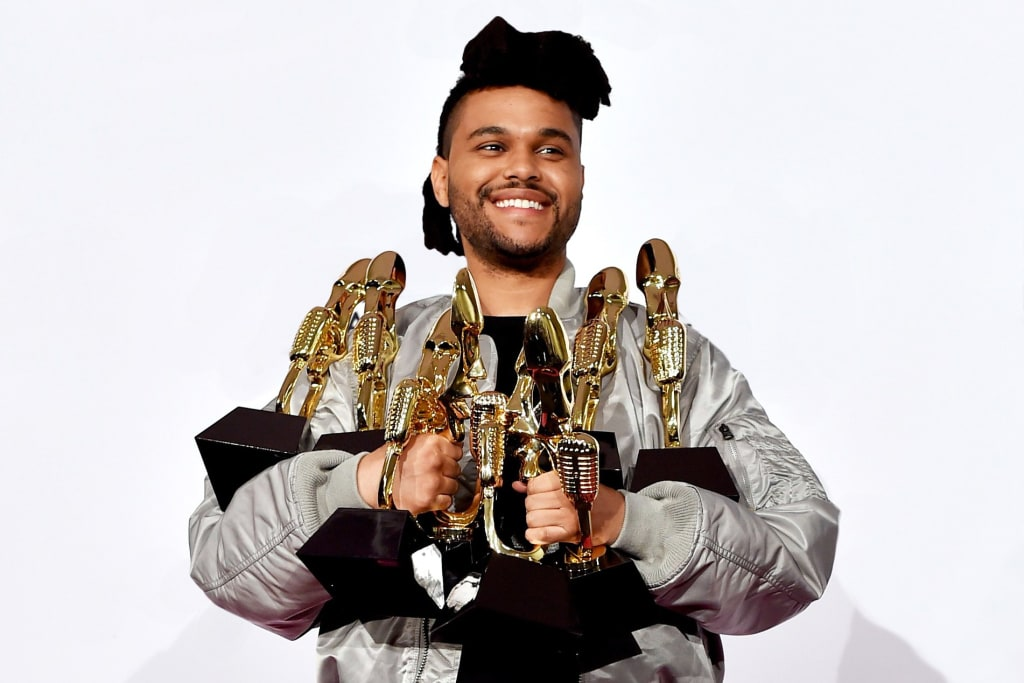The Reasons Why The Weeknd is at the Top of His Career