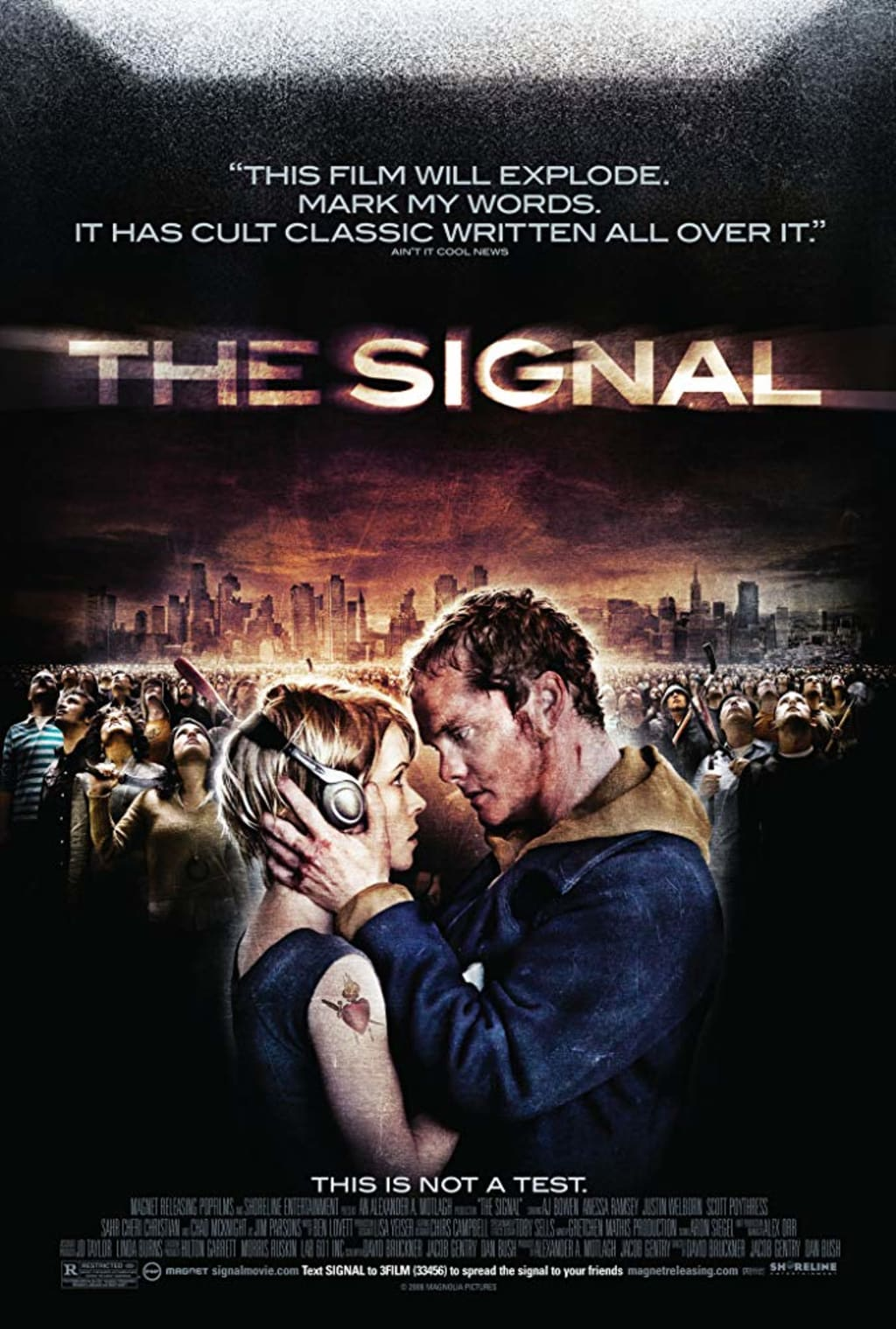 Reed Alexander's Horror Review of 'The Signal' (2007)