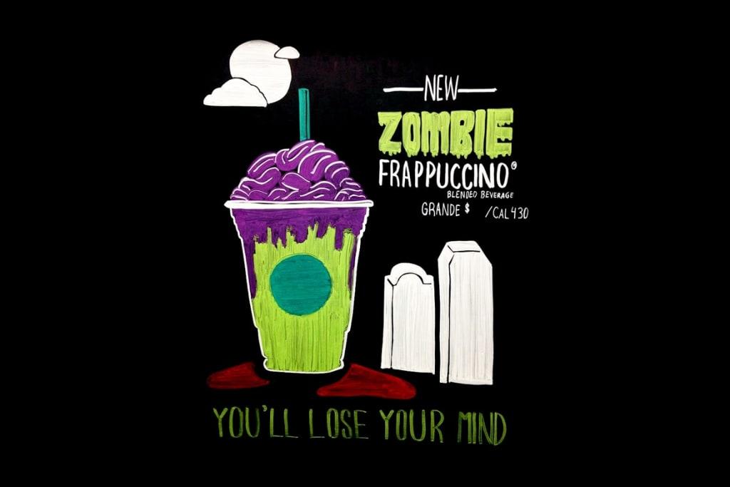 Sorry, Starbucks Baristas:  A Zombie Frappuccino Looms On The Horizon