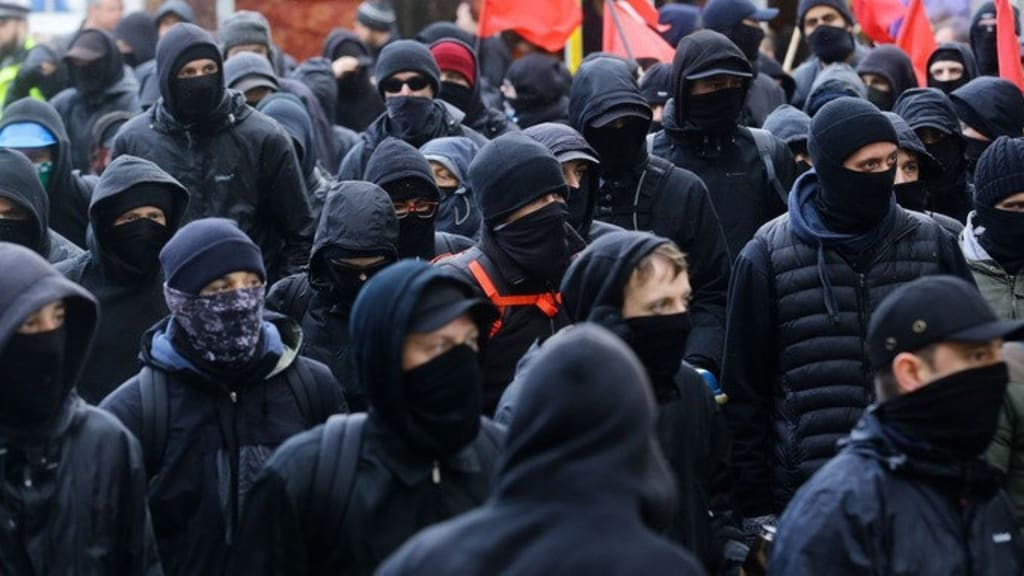 Where Did Antifa Come From?