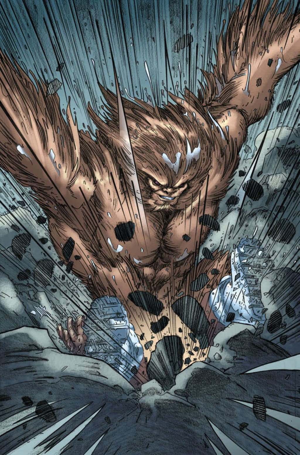 Lesser Known Marvel Characters: Who Is Sasquatch?