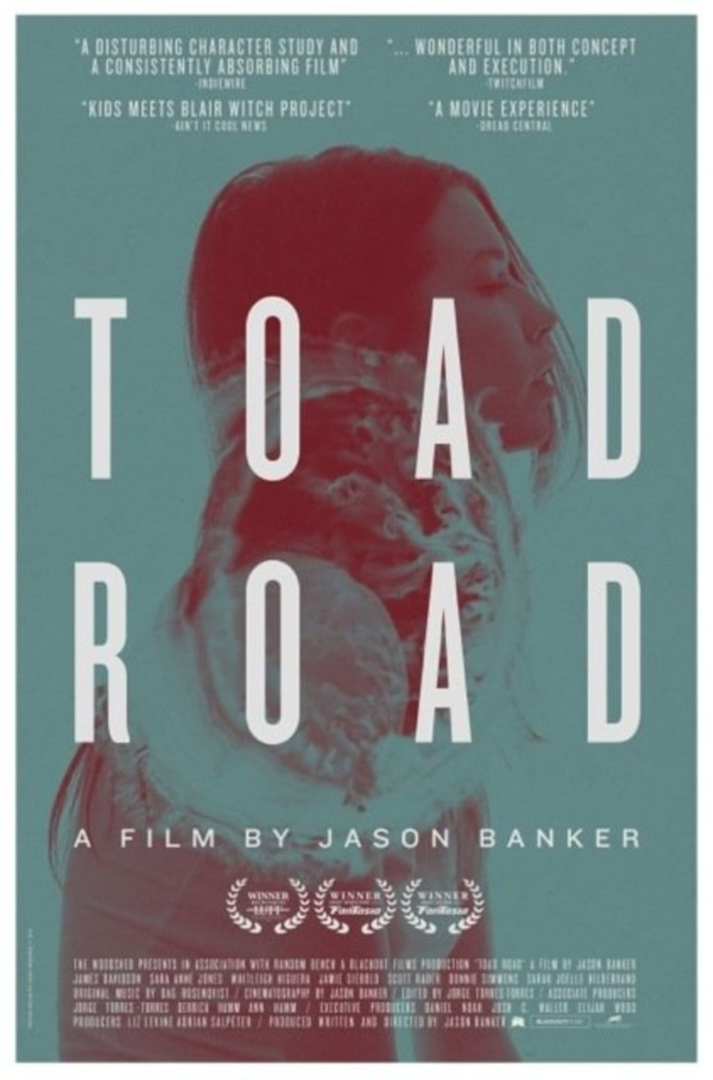 Reed Alexander's Horror Review of 'Toad Road' (2012)