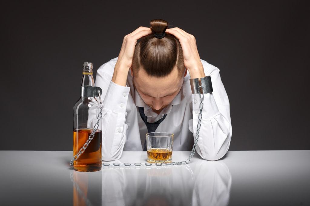 The Destructive Nature Of Alcohol