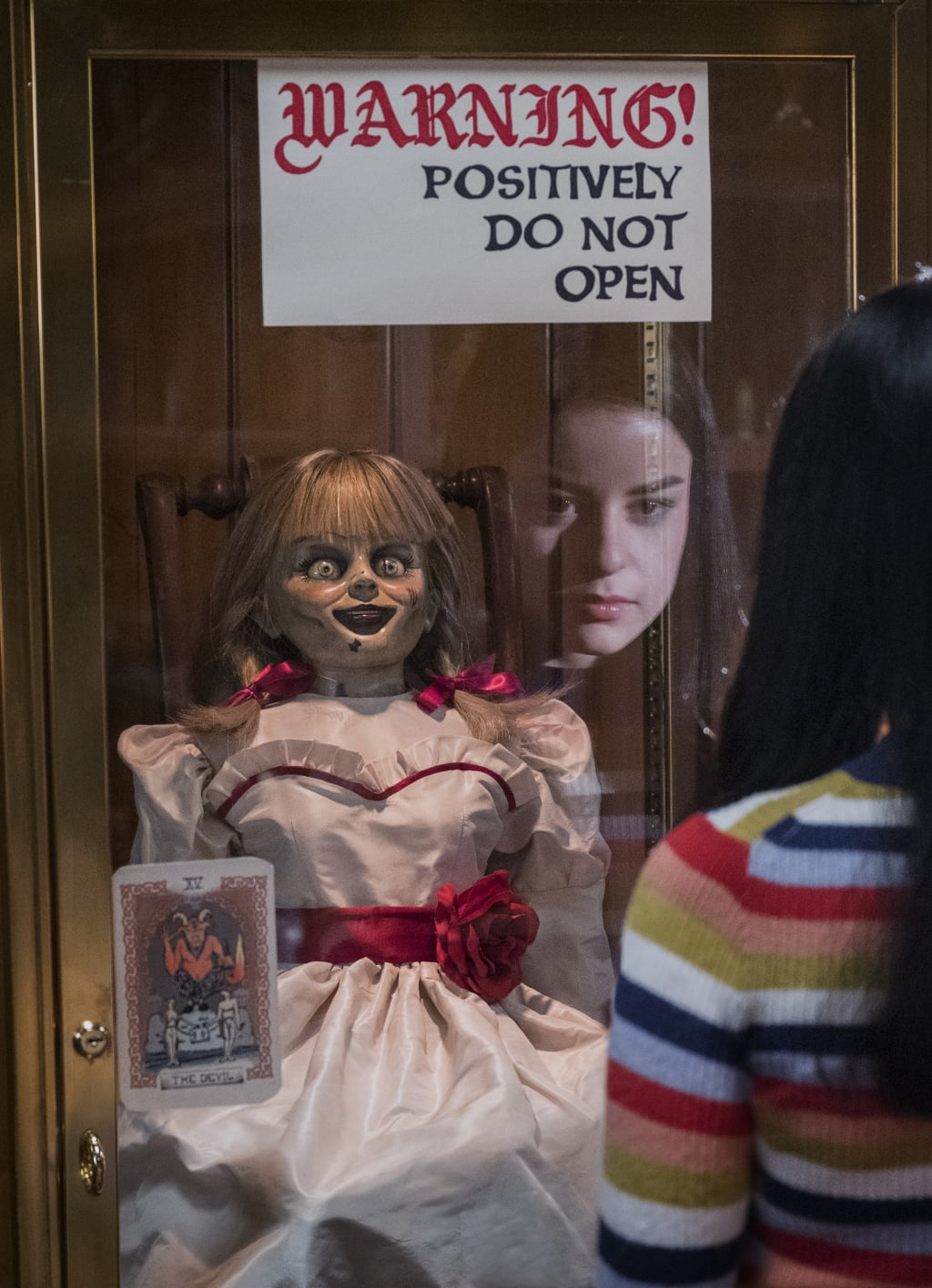 Movie Review: 'Annabelle Comes Home' Relies on Too Many Jump Scares