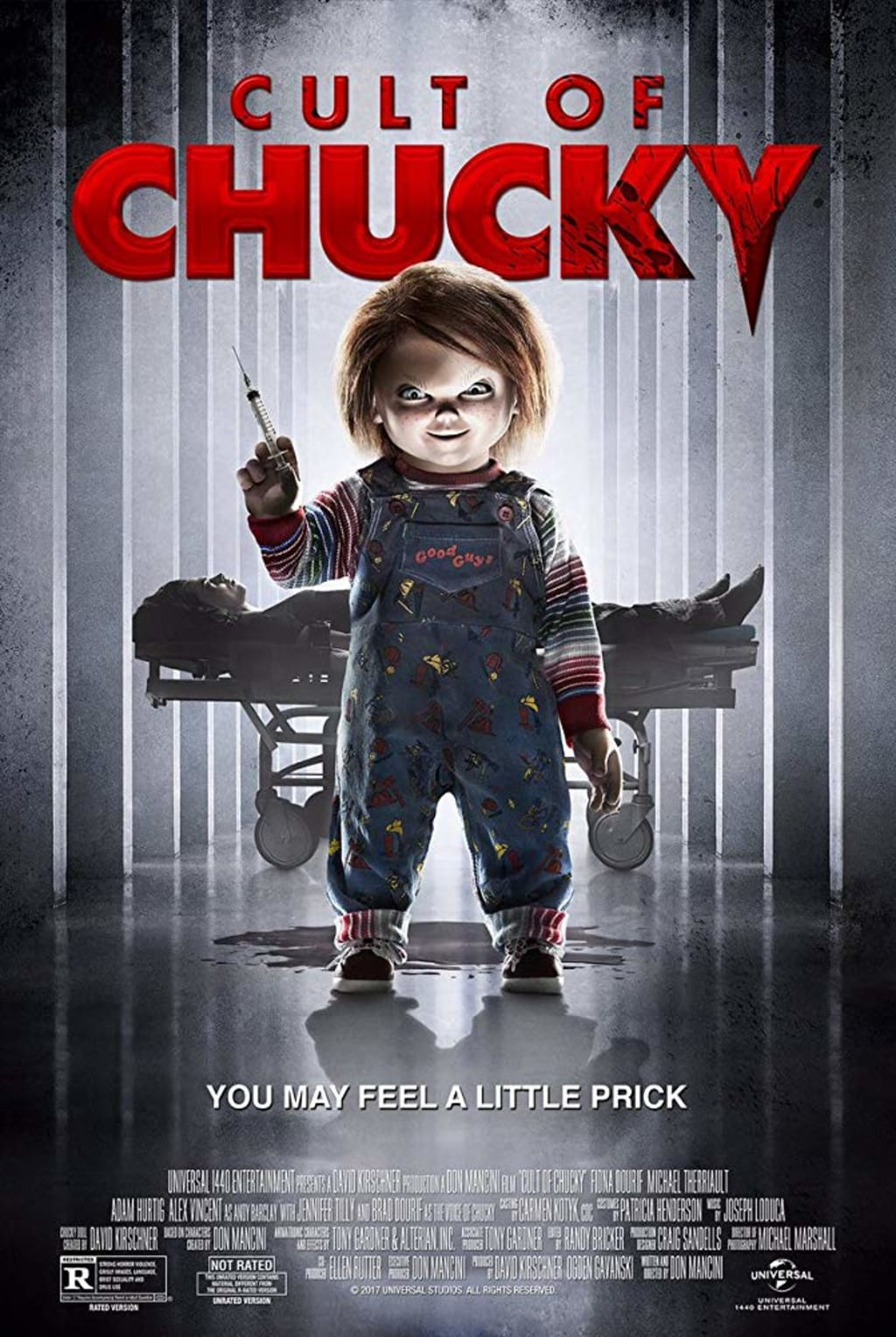 Reed Alexander's Horror Review of 'Cult of Chucky' (2017)