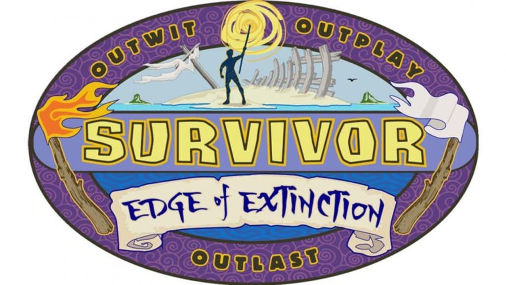 'Survivor: Edge of Extinction' Episode 4
