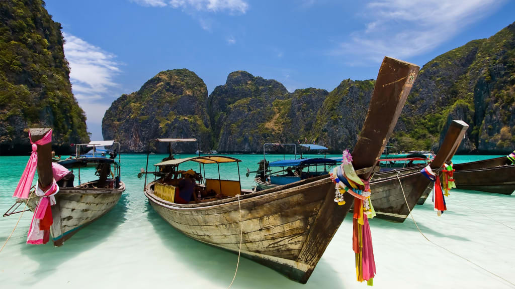 How Thailand Helped Me Recover from My 13 Year Failed Relationship
