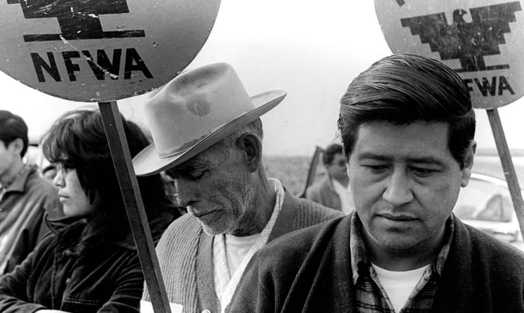 The Importance of Cesar Chavez, Now and Then