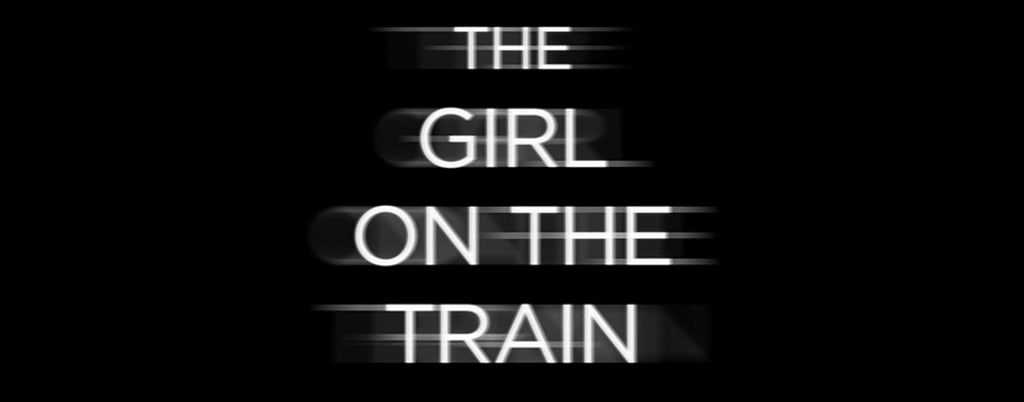 Flawed Characters and The Girl On The Train