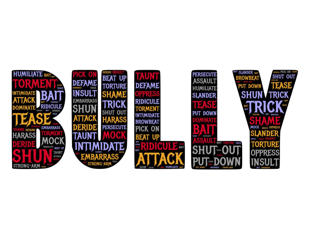Learning to Name Workplace Bullying
