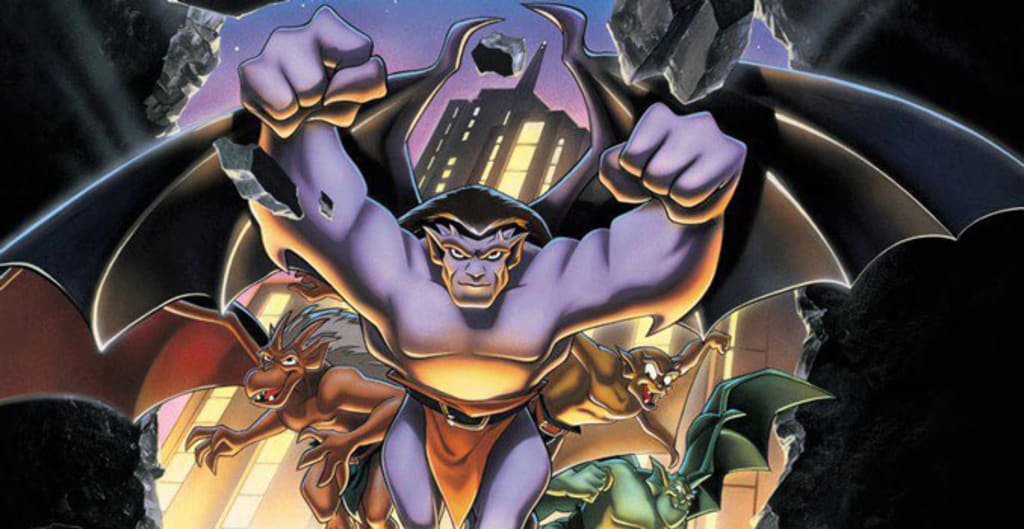 The World NEEDS This Movie - Why Disney's 'Gargoyles' Is The Literal Best, And Deserves To Live Again