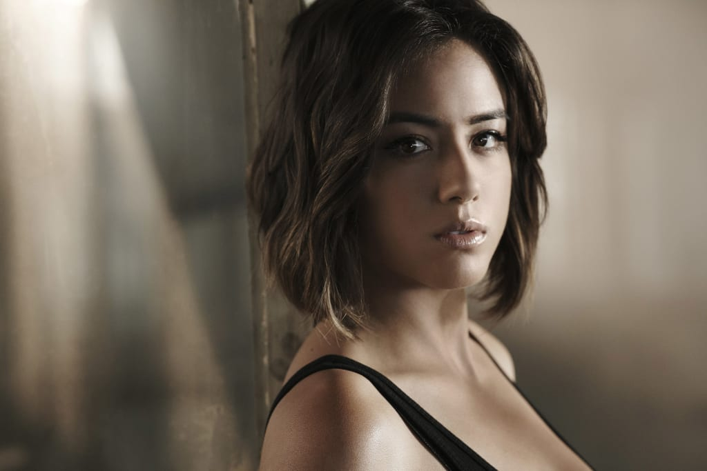Chloe Bennet Wants Quake To Have A Boyfriend (Or A Puppy) In