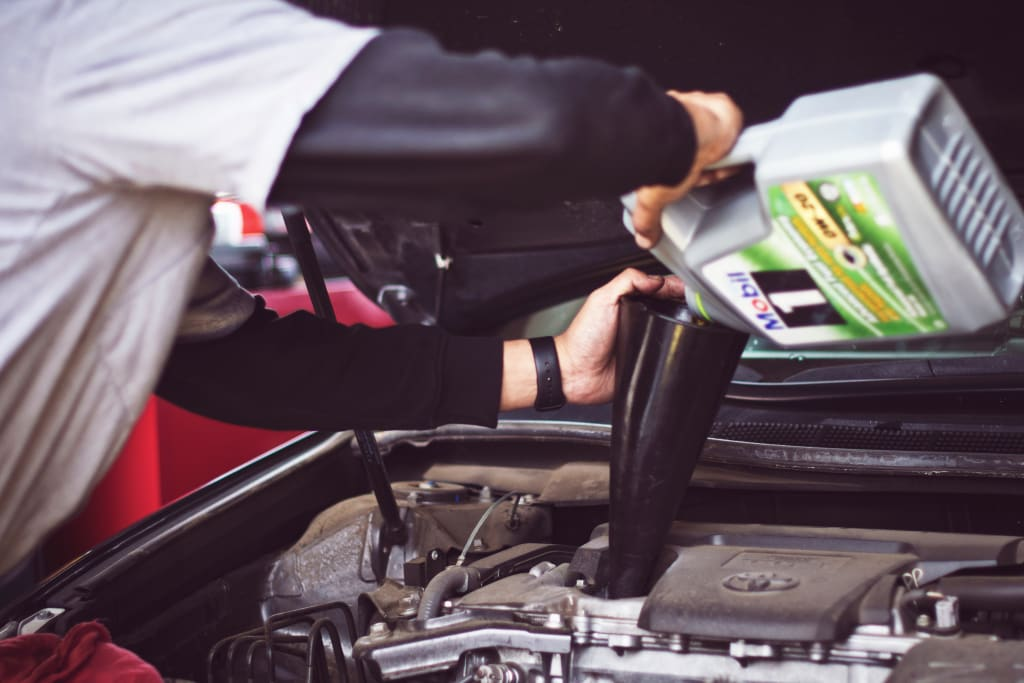 10 Things You Didn't Know About Changing Your Oil