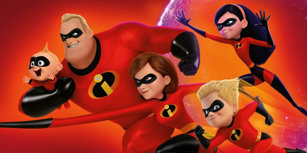 Incredibles 2 My Reaction Thoughts