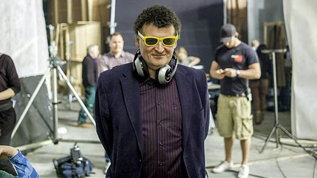 Steven Moffat To Write Series 10 Of Doctor Who