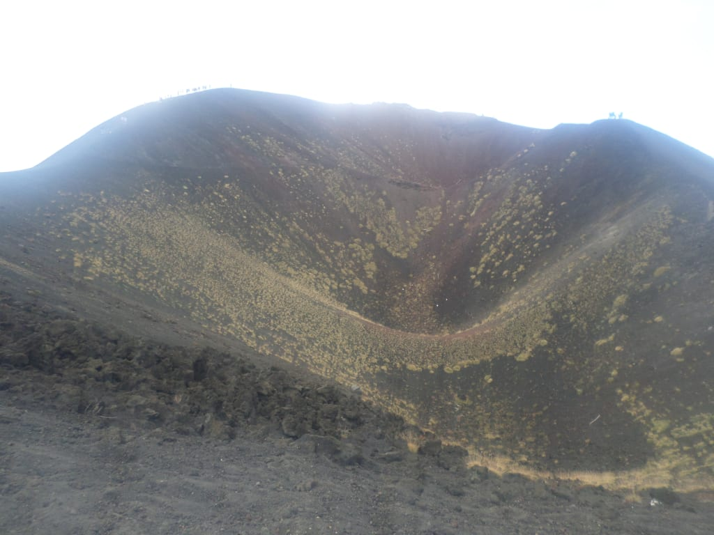 Have You Ever Stood On an Active Volcano? I Have