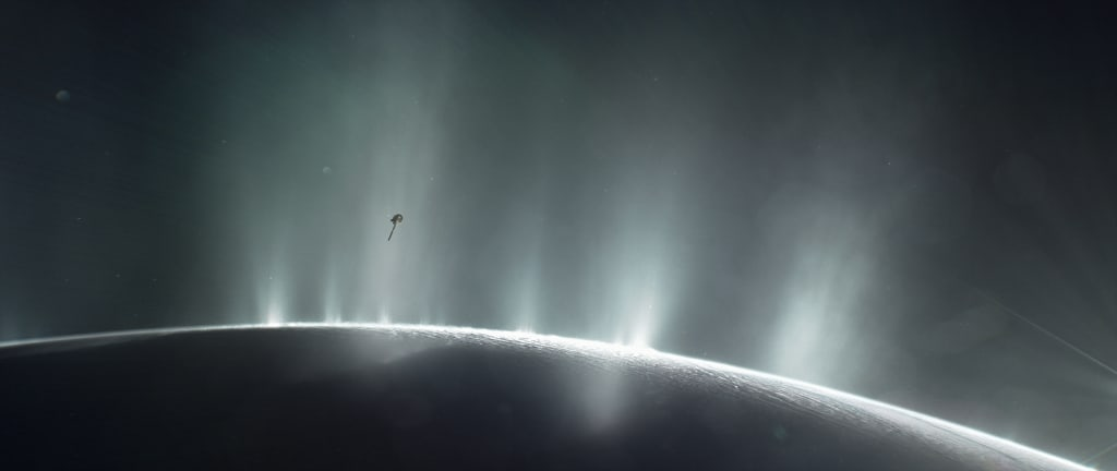 New Findings from Two 'Ocean Moons' Increase Possibility of Finding Alien Life