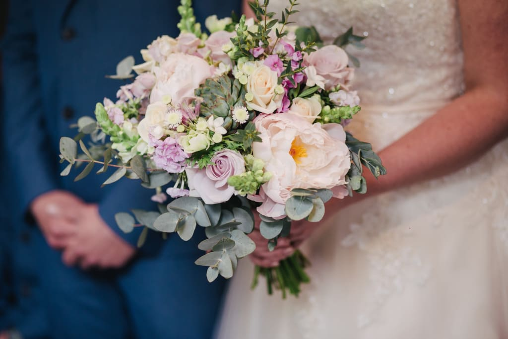 10 of the Most Beautiful Bridal Bouquets
