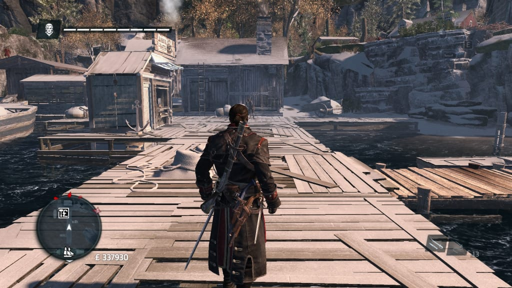 Assassin S Creed Rogue Could Be The Most Underrated Game In The