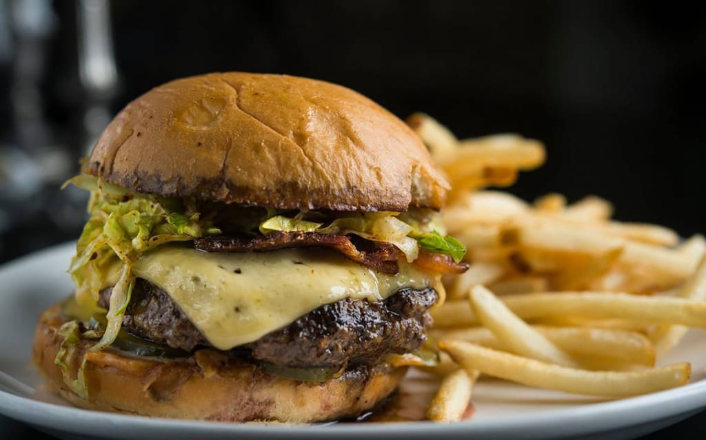 Best Burger Spots In New York City