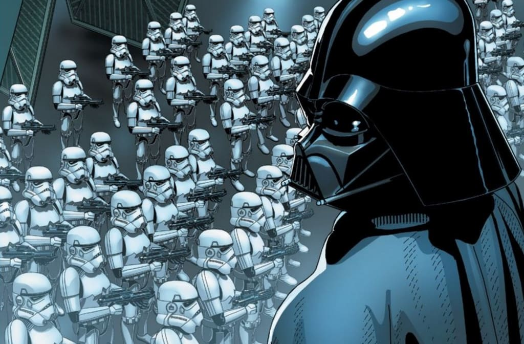 The Best Of Darth Vader: The Sith Lord's 5 Most Epic Moments In The Wider Star Wars Canon You Need To Know About