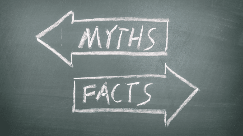 5 Myths About Mental Illnesses