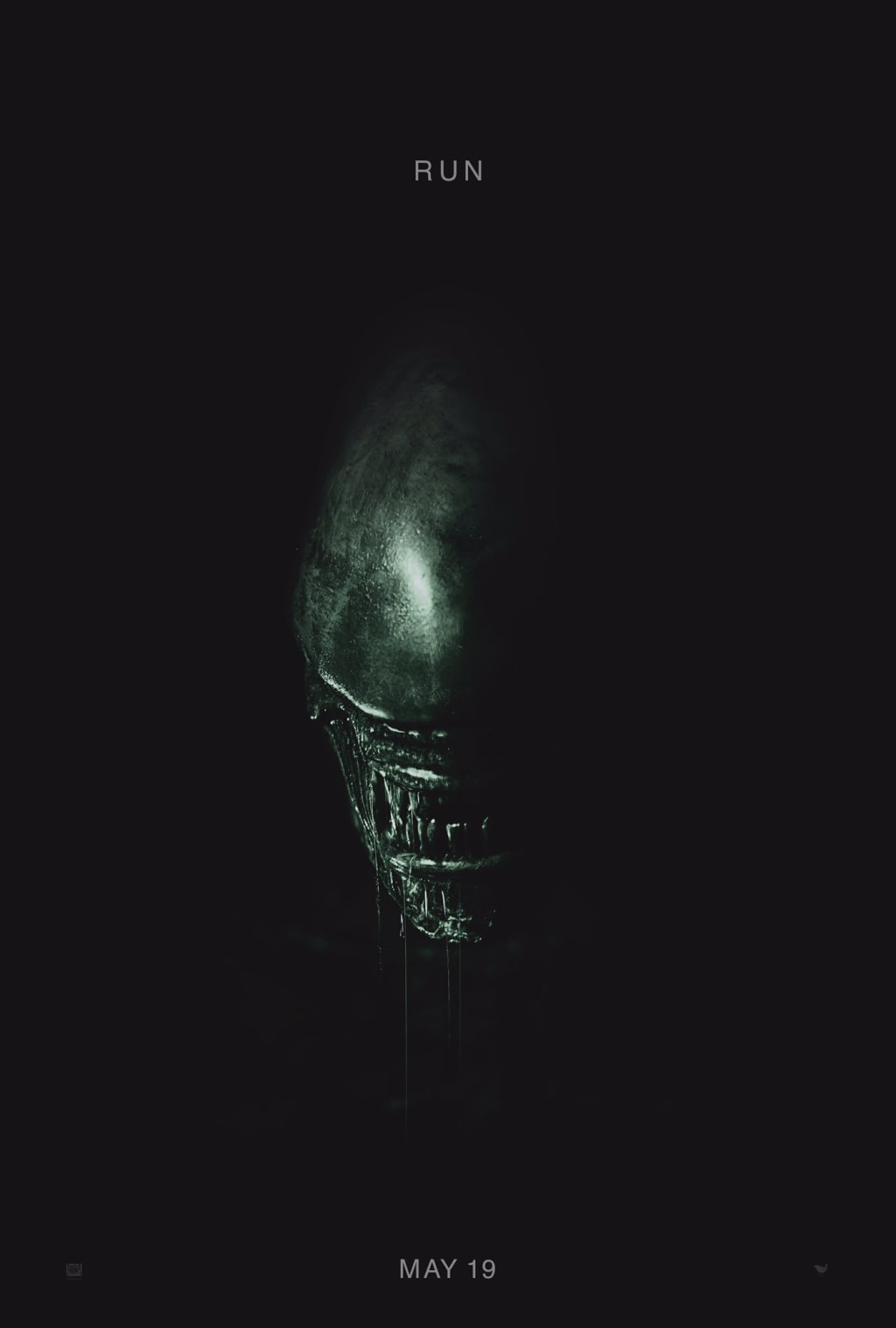 In Sequels No One Can Hear You Scream: 'Alien: Covenant' Gets First Poster