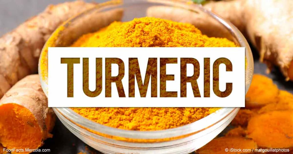 Why You Need to Add Turmeric to Your Diet