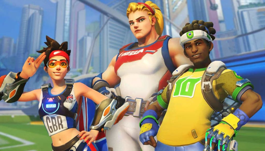Blizzard Announces the Return of 'Overwatch's Summer Games Event