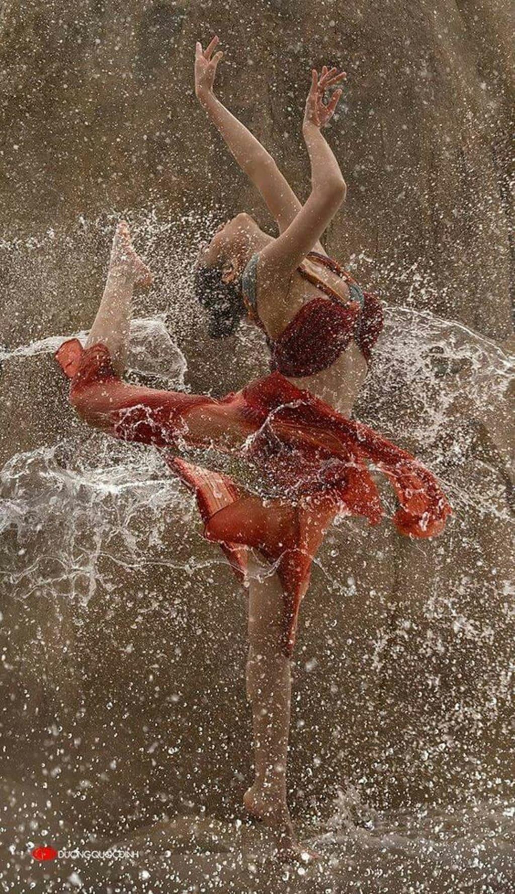 Dancing Alone in the Rain