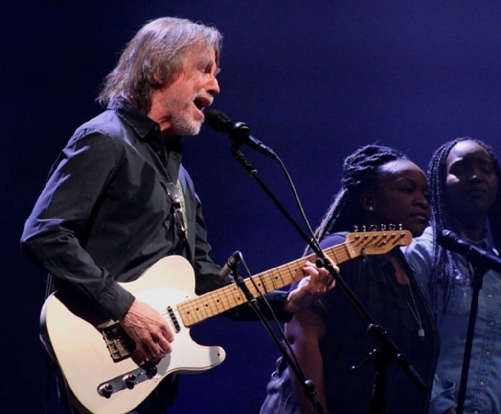 Review: Jackson Browne in Atlanta