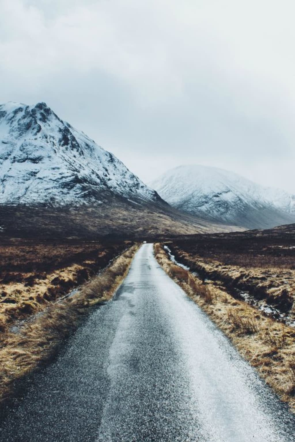 A Road Less Traveled: Chapter 2