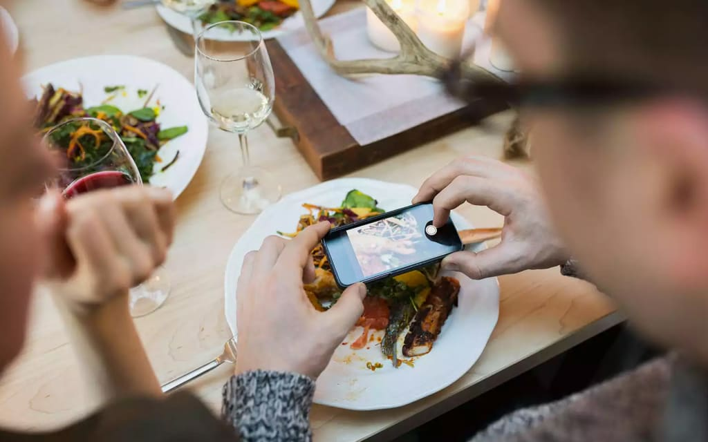 Top Food Instagrams to Follow