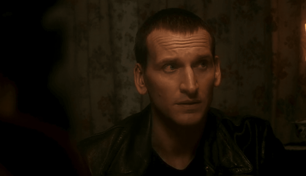 doctor who prima stagione