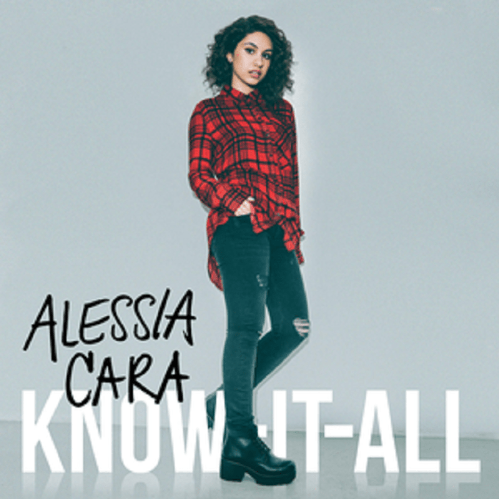 #MusicLove: Alessia Cara's #KnowItAll Is a Lesson In Hit-Making Music