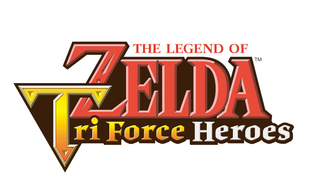 Play All The Things: A Sneak Peek at 'The Legend of Zelda: Tri Force Heroes'